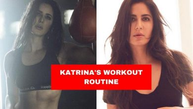 Photo of Fitness Freak Katrina Kaif Gives Us An Insight Into Her Daily Workout Routine & It Will Make You Sweat Instantly