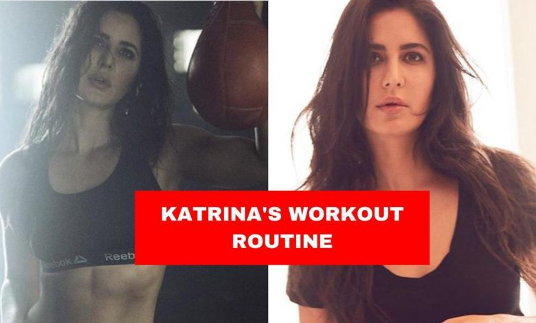 Katrina Kaif Daily Workout Routine