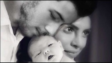 Photo of Priyanka Chopra & Nick Jonas Mark Their 1st Wedding Anniversary Whilst Adoring A New Born Baby