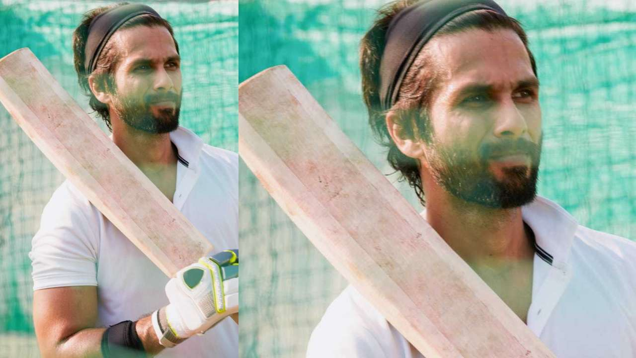 Photo of Shahid Kapoor's Cricketer Look Confirms His Presence In 'Jersey' Remake For Hindi Speaking Audience