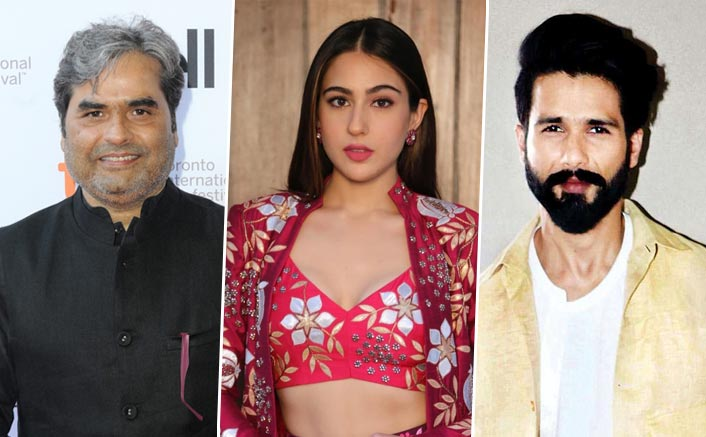 Sara Ali Khan And Shahid Kapoor All Set To Work Together
