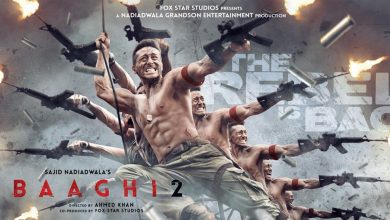 Photo of Tiger Shroff Is Back On His Bone Breaking Spree Amidst Blazing Guns