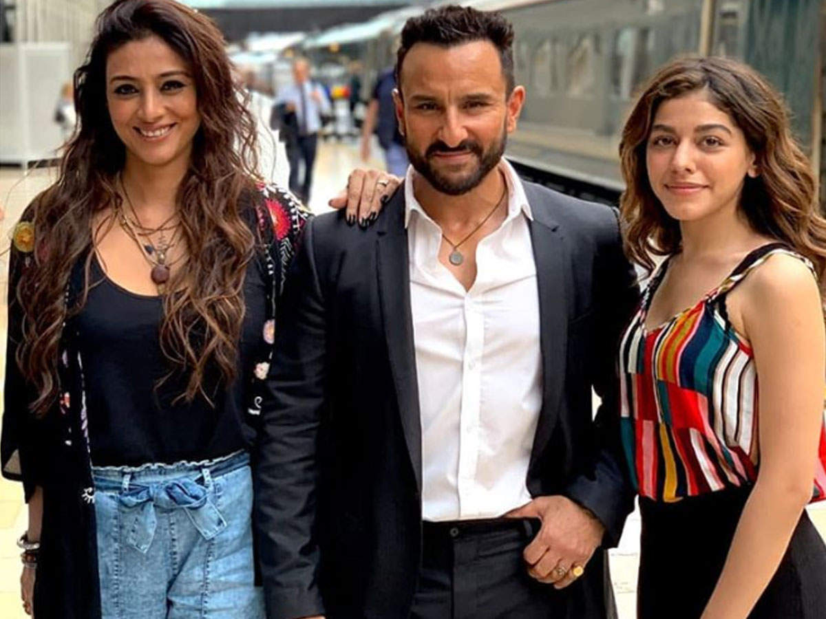 Saif Ali Khan Would Love To Work With Daughter: Sara, Only If Script Demands It