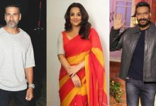 Photo of Bollywood's Pranksters Are Ajay Devgn, Akshay Kumar And Vidya Balan