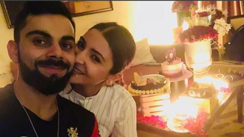 Photo of It Was Virat Kohli's B'Day & We Will Share With You B'Day Boy's 5 Favourite Moments With Wife: Anushka Sharma