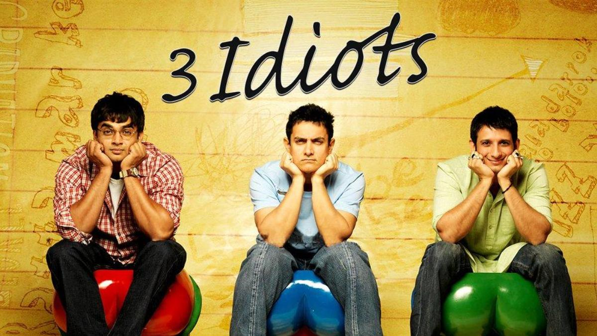 3 Idiots most-watched movie