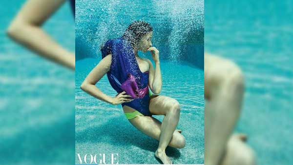 Alia Bhatt Vogue India Magazine