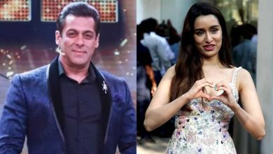 Photo of Shraddha Kapoor Got a Chance to Romance Salman Khan