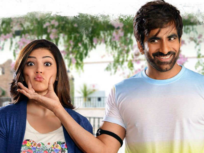 Ravi Teja And Shruti Hassan's 'Krack' Poster Has A Coronavirus Advisory For You