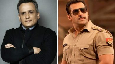 Photo of 'Avengers' Director Joe Russo is a Salman Khan Fan?