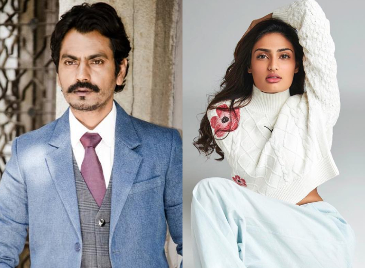 Photo of Motichoor Chaknachoor Female Lead: Athiya Shetty Refused To Work With Nawazuddin Siddiqui Twice