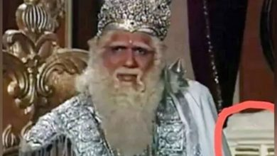 Photo of 'Mahabharat's Bhishma Pitamah Caught Red Handed With Air Cooler