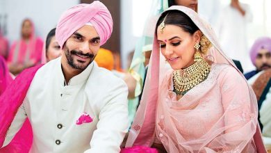 Photo of Neha Dhupia to Interview Angad Bedi on Their 2nd Wedding Anniversary