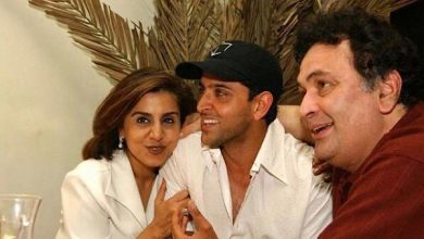 Photo of 'Your Love Had So Much Energy' Hrithik Roshan to Rishi Kapoor