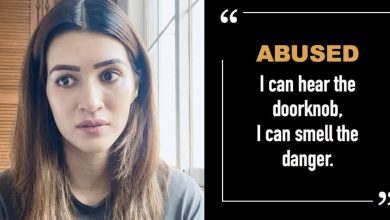 Photo of Kriti Sanon Recites a Painful Poem on Domestic Violence
