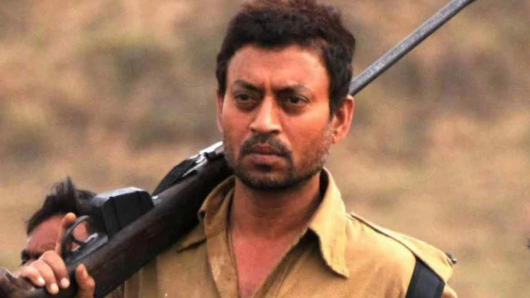 Films of Irrfan Khan's Bollywood Career