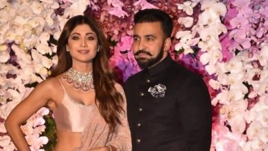 Photo of Shilpa Shetty And Raj Kundra Working Out in Sync. Family Fitness Goals!