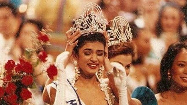 Sushmita Sen Become Miss India