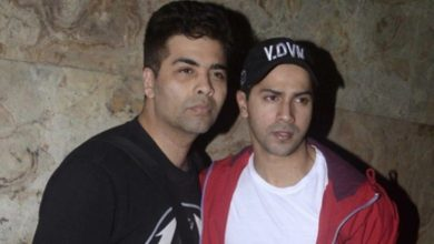 Photo of B'day Boy Varun Dhawan Joins Karan Johar in His Lockdown Transformation