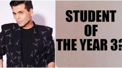 Photo of Karan Johar To Convert Student of The Year Into A Web Series With SOTY 3?