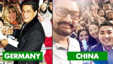 Photo of 10 Countries In The World Which Are Super Crazy For Bollywood