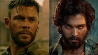 Photo of Bollywood Updates: Allu Arjun's 'Pushpa' Look & Chris Hemsworth's 'Extraction' Trailer