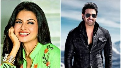 Photo of Bhagyashree From 'Maine Pyar Kiya' to Comeback With Prabhas