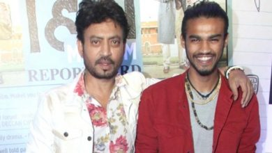 Photo of Irrfan Khan's Precious Moments From The Past Shared by Son Babil