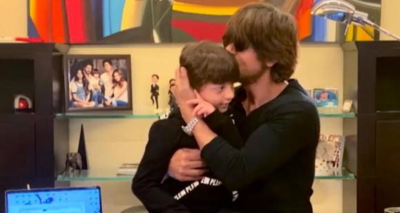 Shah Rukh & Abram Khan Act For 'I For India'
