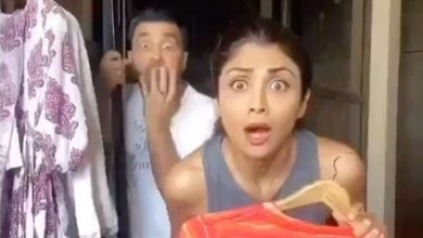 Photo of Shilpa Shetty Was Unimpressed With Five-Carat Diamond Ring Raj Kundra Proposed to Her With