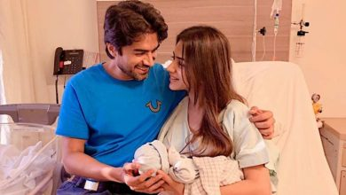 Photo of New Parents Smriti Khanna And Gautam Gupta Romance Each Other in 'Wajah'