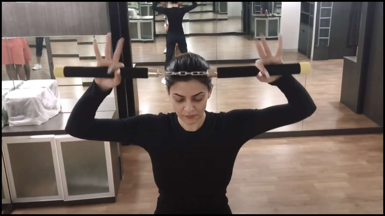 Sushmita Sen Shares Addison's Disease