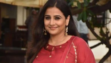 Photo of Vidya Balan Turns Producer With Her First Short Film 'Natkhat'