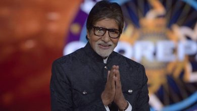 Photo of Amitabh Bachchan's Mask Prompts Fan to Ask Him The Next KBC Question