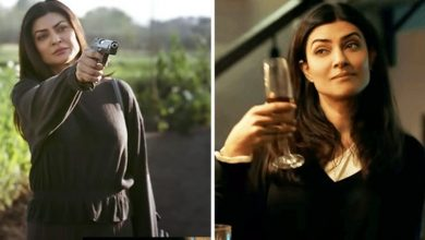 Photo of Sushmita Sen Took Over 30 Look Tests to Get That Perfect One For 'Aarya'