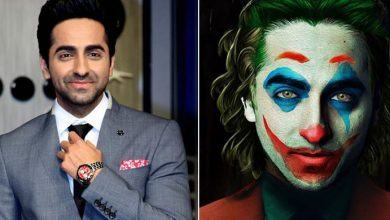 Photo of After 'Money Heist' Professor, Ayushmann Khurrana Now Wants To Play 'Joker'