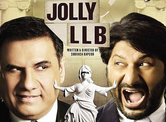 Bollywood Actors as Lawyers
