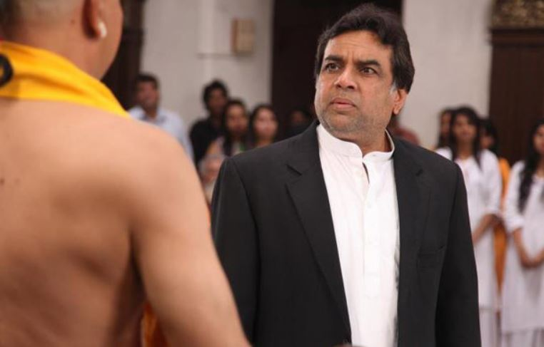 Character Donned by Paresh Rawal