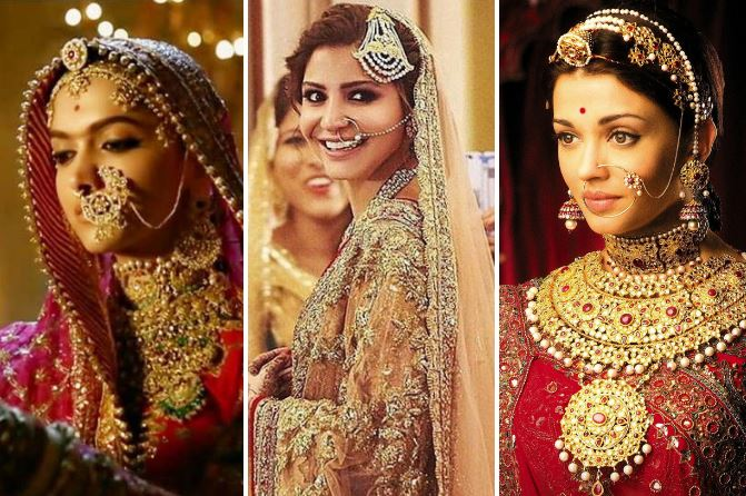 Heaviest Costumes Worn By Bollywood Actors