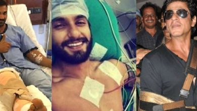 Photo of Bollywood Actors Who Were Injured While Shooting