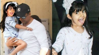 Photo of Akshay Kumar Celebrates International Yoga Day With Daughter Nitara