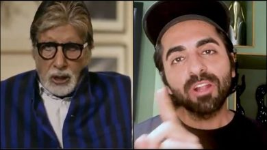 Photo of Ayushmann Khurrana Succeeds At Amitabh Bachchan's 'Gulabo Sitabo' Tongue Twister Challenge