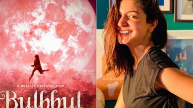 Photo of Anushka Sharma's Next Production For Netflix: 'Bulbbul'