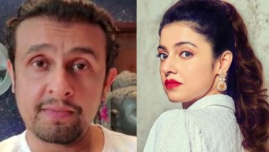 Photo of Divya Khosla Kumar Attacks Sonu in Bhushan Kumar V/S Sonu Nigam Battle