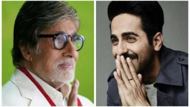 Photo of Ayushmann Khurrana Pens an Emotional Note For Amitabh Bachchan
