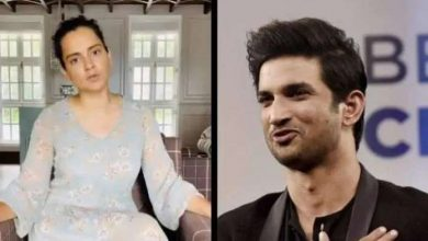 Photo of Kangana Ranaut Slams Bollywood For Sushant's Untimely Demise