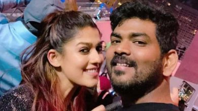 Photo of Nayanthara & Vignesh Have Fun While Rubbishing COVID-19 Positive Rumors