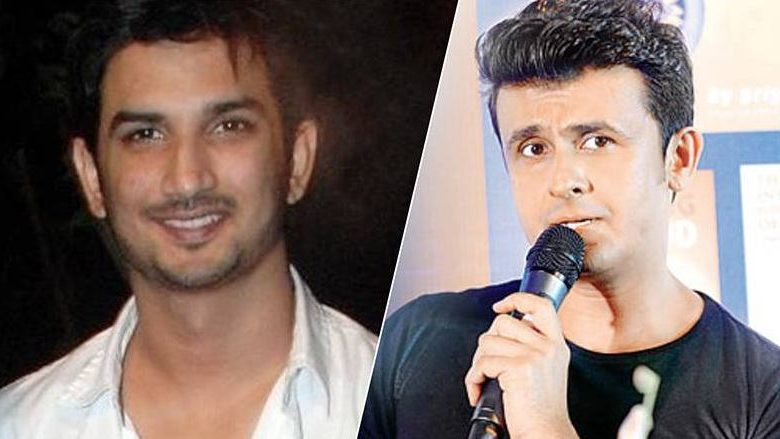 'Today its Sushant, tomorrow it could be a singer' : Sonu Nigam