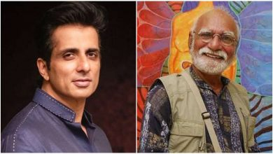Photo of Sonu Sood Helps 'Munna Bhai MBBS' Actor Surendra Rajan