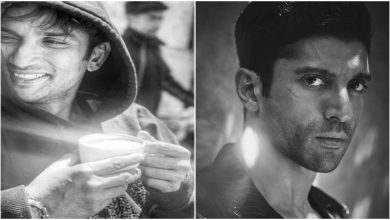 Photo of Farhan Akhtar Comes up With a Heart Touching Poem For Late Sushant